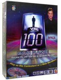 1 vs 100 DVD Game (DVD) Box Art