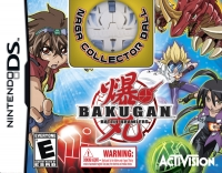 Bakugan: Battle Brawlers (Mega Collector Ball) Box Art
