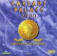 Caesars Palace 2000 - Millennium Gold Edition Box Art