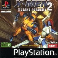 X-Men: Mutant Academy 2 [FR] Box Art