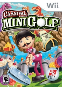 Carnival Games: Mini Golf Box Art