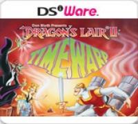 Dragon's Lair II: Time Warp Box Art