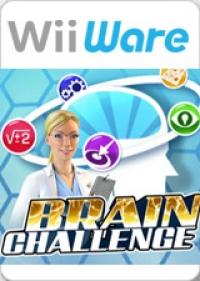 Brain Challenge Box Art
