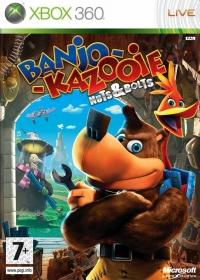 Banjo-Kazooie: Nuts & Bolts Box Art