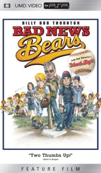 Bad News Bears Box Art