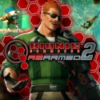 Bionic Commando: Rearmed 2 Box Art