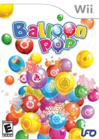 Balloon Pop (White Cover) Box Art