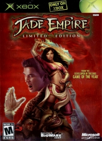 Jade Empire - Limited Edition Box Art