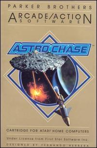 Astro Chase Box Art