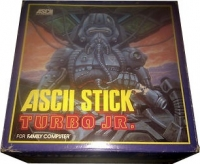 ASCII Stick Turbo Jr. For Family Computer [JP] Box Art