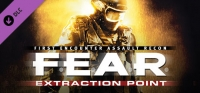 F.E.A.R.: Extraction Point Box Art