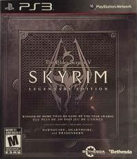 Elder Scrolls V, The: Skyrim - Legendary Edition [CA] Box Art