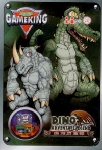 Dino Adventure Legend Box Art
