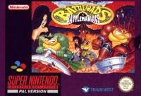 Battletoads in Battlemaniacs Box Art