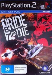 187: Ride or Die Box Art