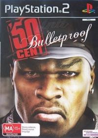 50 Cent: Bulletproof Box Art