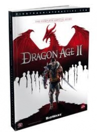 Dragon Age II - The Complete Official Guide Box Art