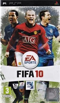 FIFA 10 Box Art
