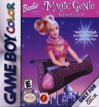 Barbie: Magic Genie Adventure Box Art