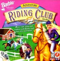 Barbie Riding Club Box Art