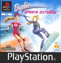 Barbie Sports Extreme Box Art