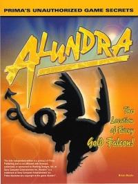 Alundra - Prima's Unauthorized Game Secrets Box Art