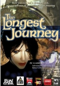 Longest Journey, The (Editor's Choice) Box Art