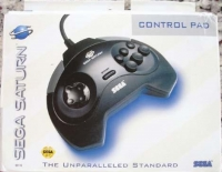Saturn Control Pad (MK-80100) [NA] Box Art