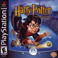 Harry Potter and the Philosopher's Stone Box Art