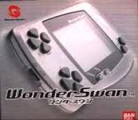 Bandai WonderSwan (Skeleton Black) Box Art