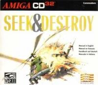 Seek & Destroy Box Art