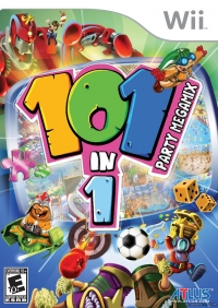 101-in-1 Party Megamix Box Art
