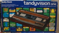 Tandyvision One Box Art