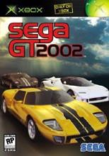Sega GT 2002 Box Art