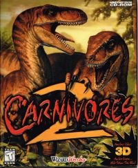 Carnivores 2 (Large Box) Box Art