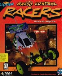 3-D Ultra Radio Control Racers Box Art