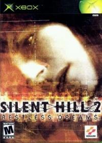 Silent Hill 2: Restless Dreams Box Art