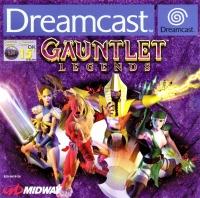 Gauntlet Legends Box Art