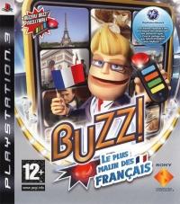 Buzz : Le Plus Malin des Français Box Art