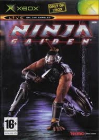Ninja Gaiden Box Art