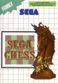 Sega Chess Box Art