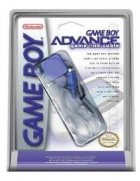 Game Boy Advance Link Cable [NA] Box Art