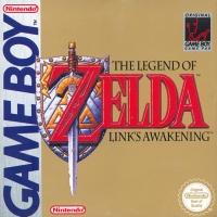 Legend of Zelda, The: Link's Awakening Box Art