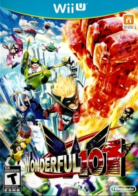 Wonderful 101, The Box Art