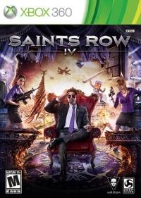 Saints Row IV Box Art