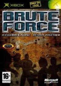 Brute Force Box Art