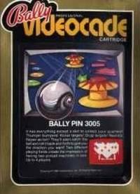 Bally Pin Box Art