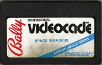 Space Invaders Box Art