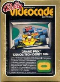 Grand Prix Box Art