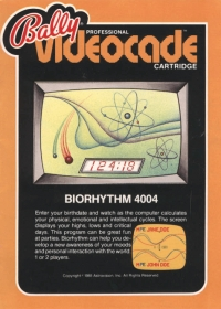 Biorhythm Box Art